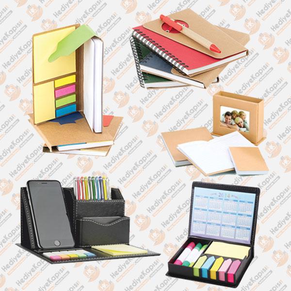 Geridönüşümlü Deri Ürünler ve Postitler Kategori Resmi